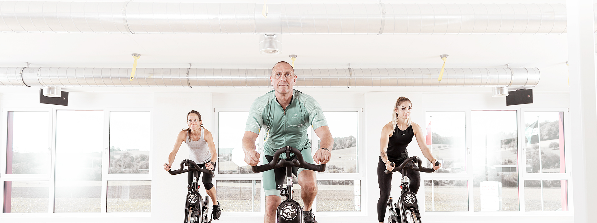 Group Fitness Spinning